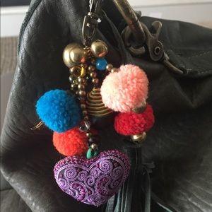 New Fun Joyful Handbag Charm ☀️